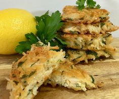 If you fancy a savoury snack, these 69 calorie cheesy patties are a great option. You could also serve three with a salad for a light lunch.