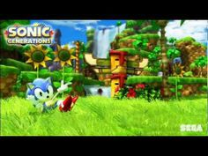 "Sonic Generations ""Super Sonic Racing [Generations Mix]"" Music"