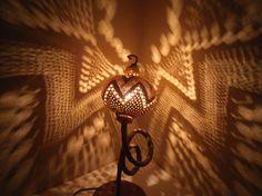 100% HANDMADE Gourd lamp interiorstrend design by JUNIORCITY