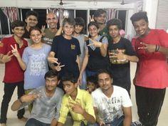 Aout 2015 - Halte dans le Gujarat
