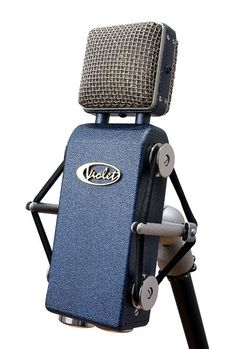 Violet Design The Amethyst Vintage #microphone #thomann