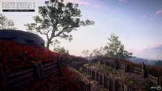Rupture now available to all Battlefield 1 owners Shock Operations coming this summer Battlefield 1, French Army, Electronic Art, Indie Games, The Expanse, Vineyard, Country Roads, Landscape, World