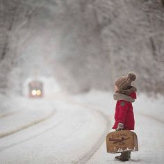 Likes, 99 Comments - Bokeh Winter Photography, Girl Photography, Children Photography, People Photography, I Love Winter, Winter Snow, Bokeh Lights, Light Trails, Winter Scenery