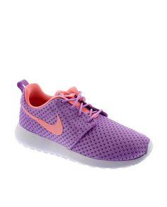 Nike Roshe Run Rosas Y Blancas