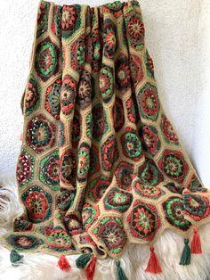Knit Or Crochet, Wool Yarn, Blanket, Knitting, Pattern, Handmade, Color, Fashion, Moda