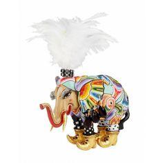 Toms Drag Elephant Figure Tuffi
