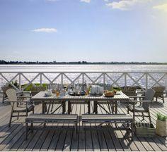 ProViz Free 3d Models - IKEA SUNDERO Outdoor Furniture by Dobromir Kraychev IKEA designer Mikael Warnhamm
