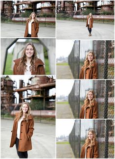 Gas Works Park - Senior Portraits - High School Senior - Class of 2016