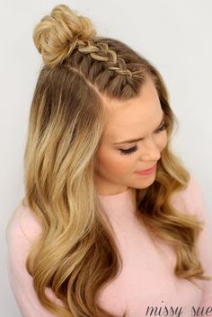 Easy Hairstyles for Spring Break ★ See more: http://glaminati.com/easy-hairstyles-spring-break/