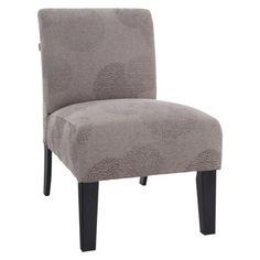 $129 Target Deco Accent Chair Lavender