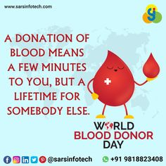 Blood donation will cost you nothing but it will save a life. #HappyBloodDonorDay  #worldblooddonorday #donateblood #weneedyourhelp #volunteersrock #helpushelpthem #ingoodhands #helpingthepoor #blooddonors #blooddonorday #life #donatebloodsavelives #healthforall #redcross #savinglives #healthcareworkers #socialworker #thalessemia #savelives Blood Donation, Best Web Design, Web Design Company, Red Cross, Online Business, Create Yourself, Digital Marketing, Health Care, How To Plan