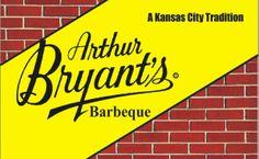 Arthur Bryant's Barbeque #kc #wheretoeat #bbq #restaurants #kcoriginal #tradition