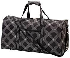 Black And White Bags, Carry On Bag, Louis Vuitton Damier, Diaper Bag, Amazon, Pattern, Fashion, Moda, Clutches