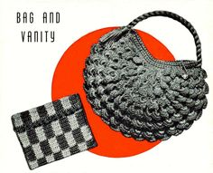 vintage+purses | Making Vintage Bags: 20 Original Sewing Patterns for Vintage Bags