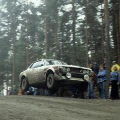 Flying Celica. Rally celica is beast!!
