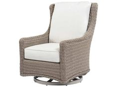 The Geneva collection has a higher profile and stands taller than the rest. The frame colors of Ash, Chestnut and Smoke, coupled with unique pieces like the swivel recliner, allow you to build sharp and inviting sets. With the Geneva collection, you will be ready to relax in style. Patio Lounge Chairs, Patio Seating, Outdoor Lounge, Club Chairs, Outdoor Chairs, Outdoor Furniture, Swivel Recliner, Swivel Glider, Wingback Chair