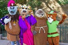 Robin Hood at Disneyland