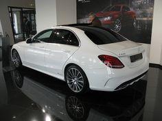 Mercedes-Benz C220 Bluetec