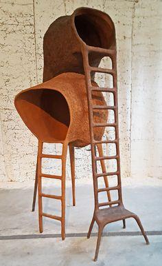 Nacho Carbonell, designer sectie-C Dutch Design Week 2016 Toulouse, Modern Art, Contemporary Art, Organic Architecture, High Art, Weird Art, Installation Art, Textile Art, Basket Weaving