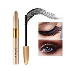 NICEFACE  New 3D Waterproof Curling Thick Mascara+Fiber Eyelash Lengthening Long Lasting Black Mascaras Beauty Tools -- BuyinCoins.com