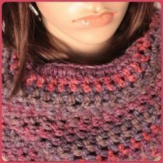 Crochet your loop. A wool loop is quick and easy to crochet, after this . Crochet your loop. A wool loop is quick and easy to crochet, this is the crochet pattern for your m Crochet Designs, Crochet Patterns, Knitted Teddy Bear, Easy Knitting Projects, New Starter, Thick Yarn, Hand Knitted Sweaters, Yarn Shop, Knit Or Crochet