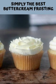 INGREDIENTS  3 sticks (12 oz, 336 gr) unsalted butter, room temperature 8 oz (224 gr) mascarpone cheese, room temperature (*see note for substitution) 1/4 cup (2 fl oz, 59 ml) heavy cream, room temperature 2-4 cups (9 oz-18 oz, 252 gr-5o4 gr) powdered sugar (also known as icing sugar or confectioners sugar) Peanut Butter Dessert Recipes, Crockpot Dessert Recipes, Crock Pot Desserts, Dessert Recipes For Kids, Summer Dessert Recipes, Healthy Dessert Recipes, Delicious Recipes, Vegan Recipes, Rhubarb Desserts