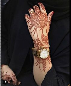 Full back hand designs Pretty Henna Designs, Rose Mehndi Designs, Latest Henna Designs, Modern Mehndi Designs, Mehndi Designs For Girls, Wedding Mehndi Designs, Mehndi Designs For Fingers, Dulhan Mehndi Designs, Latest Mehndi Designs