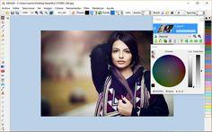 LazPaint es un excelente editor de imágenes, útil para profesionales y aficionados, con todas las características que buscas en estas herramientas.