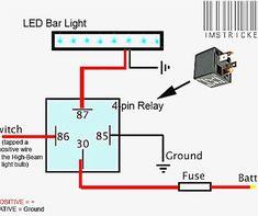 Car Led Light Wiring Diagram from i.pinimg.com