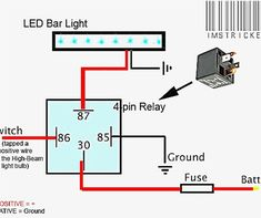 light bar wiring diagram tacoma upgrades off road led. Black Bedroom Furniture Sets. Home Design Ideas