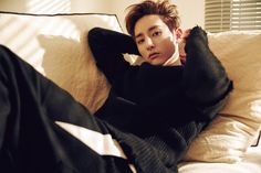 Lee Soo Hyuk - Marie Claire Magazine December Issue '15