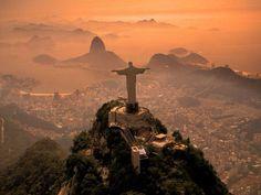 Cristo Redentor - Christ the Redeemer - http://www.brazilforyou.com/