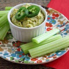 Vegan Jalapeno and Lime Hummus