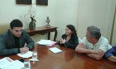 Coluna Papo Político: Diretoria do Sindiserpum se reúne com prefeito par...