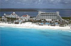 Royal Solaris Cancun -- haven't been in over a decade but many happy memories from here.
