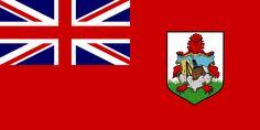 Bermuda - North Atlantic Ocean between Puerto Rico and Cape Sable Island, Canada ! File:Flag of Bermuda. Guatemala Beaches, Barbados Beaches, Barbados Travel, Honduras Travel, Belize Travel, Bolivia Travel, Canadian Red Ensign, Bermuda Triangle, Bermudas