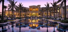 Hôtel Emirats arabes unis : One and Only The Palm - Moyen Orient - 2