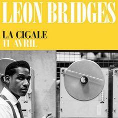 Leon Bridges est de retour à Paris http://xfru.it/Kx7heZ