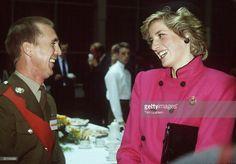 18 October 1985 Princess Diana in Berlin, Germany