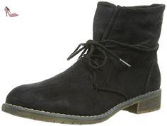 266 288, Boots femme - Noir, 38 EUJane Klain