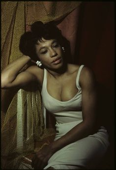 Diana Sands (August 22, 1934 – September 21, 1973) was an American actress, perhaps most famous for her portrayal of Beneatha Younger, the sister of Sidney Poitier's character in the original stage and film versions of Lorraine Hansberry's A Raisin in the Sun (1961). She also appeared in a number of dramatic television series in the sixties and seventies ... In 1970, Sands co-starred in the film The Landlord. (Wiki)