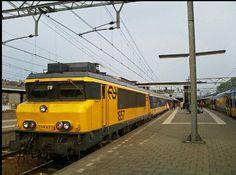 .Dutch train