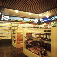 Insegne luminose Aeroporti Milano Linate e Milano Malpensa, insegne luminose negozi Linate e Malpensa