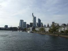 Frankfurt am Main - been here with the Lycoming College Tour Choir!