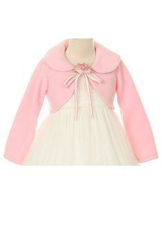 6242ade7413a 51 Best Winter Flower Girl Dress- Dusty Rose images