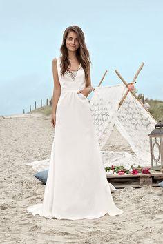 robe de mariée créateur fabienne Alagama Paris et Lyon - lookbook 2017