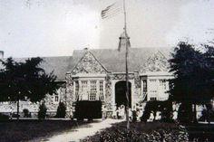 Old Rock School at Palmerdale, Alabama (Jefferson County)