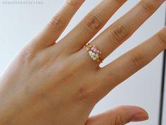 #DIY: Delicate Ring