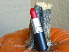 MAC Ruby Woo Lipstick: Review + Swatch!