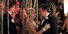 Leonardo DiCaprio, Joel Edgerton and Carey Mulligan look elegant in new images from The Great Gatsby